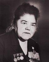 Фатима Мостафина (1913–1998)