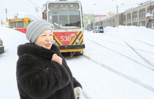 Трамвай йөрөтөүсе Фатима