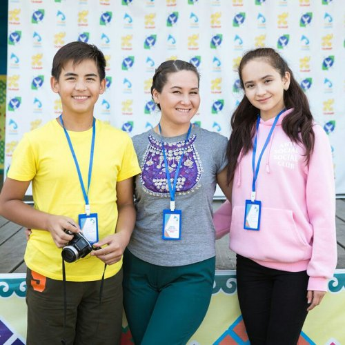 IV Открытый детско-юношеский теле-кинофестиваль «Толпар»