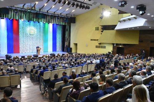 Рустэм Хамитов: «У нас с вами одна общая цель – процветание Башкортостана»