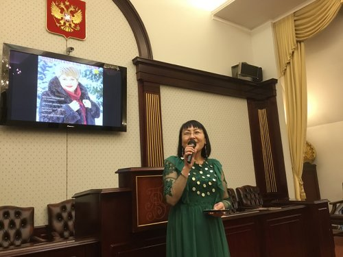 """""""Башҡортостан ҡыҙы"""" – Рәсәйҙең баш ҡалаһында"""